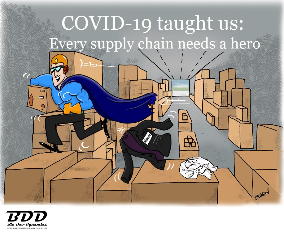 Logistics Management & Supply Chain on a Rise During Covid-19