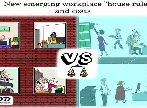 """New Emerging HR Costs and """"House Rules"""""""