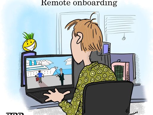 Remote Onboarding or the New Reality of an HR Manager