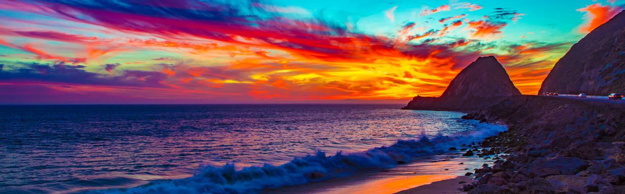 PCH1 Sunset