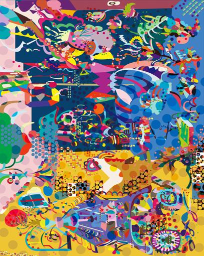 둥둥 떠다니는 환상,한미숙,2017