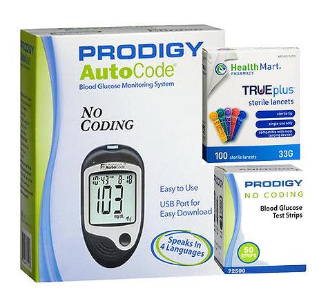 Prodigy AutoCode Blood Glucose Bundle