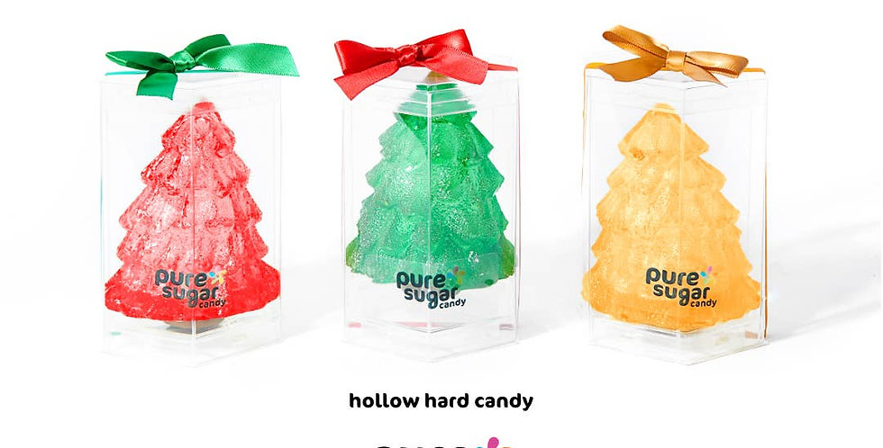 Hollow Candy Christmas Tree