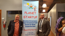 Planet Startup and the DB Collective Organize Networking Event and Art Show for Business Leaders Inv