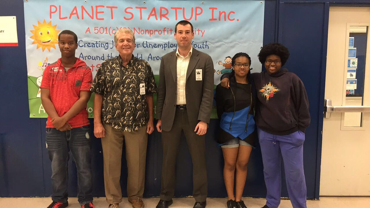 The Planet Startup Team