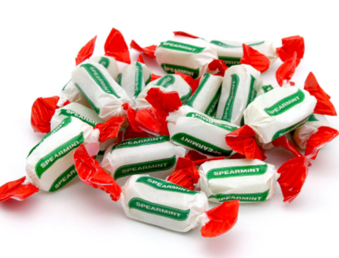 Sugar Free Spearmint Chews