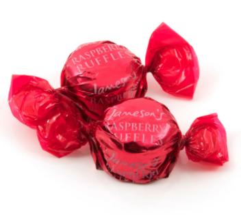 Raspberry Ruffles (Jamesons)