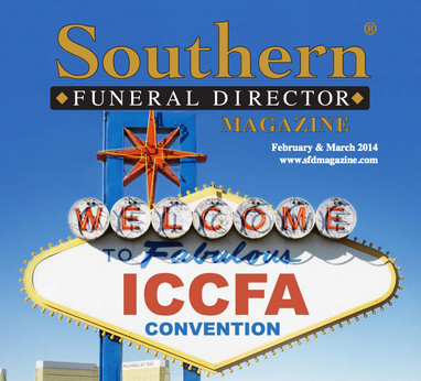 Southern Funeral Director Magazine