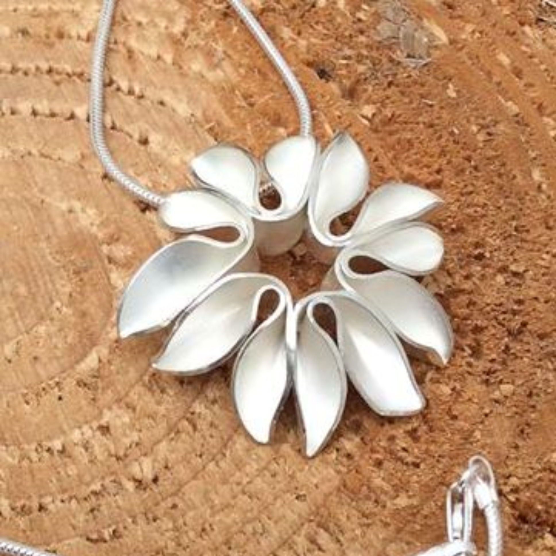 Ann Hume Folded floral pendant_edited
