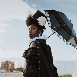 """""""Regal"""" (2021)  Photo by Jess Jones Styling by Jess Jones and Aimée Okotie-Oyekan"""