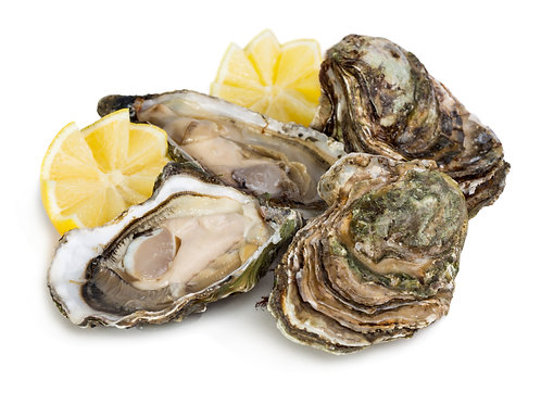 Oesters, creuses