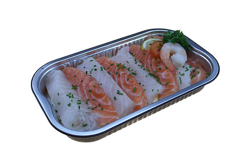 2-persoons pannetje kabeljauw/zalm