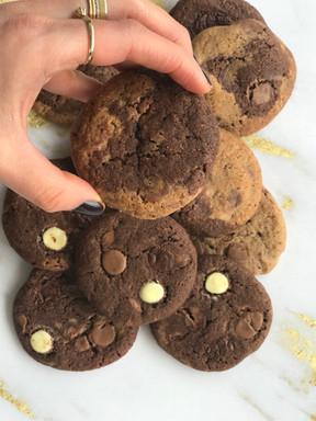 עוגיות שוקולד צ׳יפס Ben's cookies style
