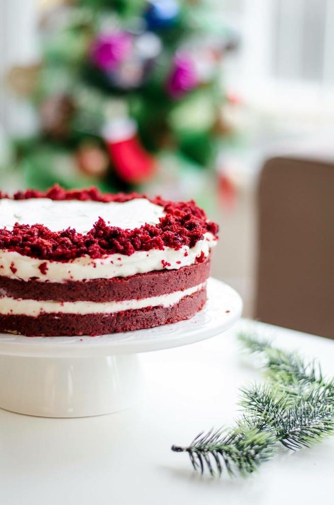 עוגת רד ולווט