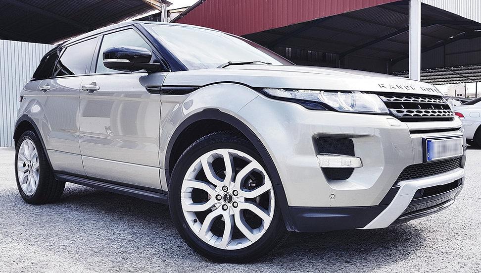 Range Rover Evoque Dynamic, 2013