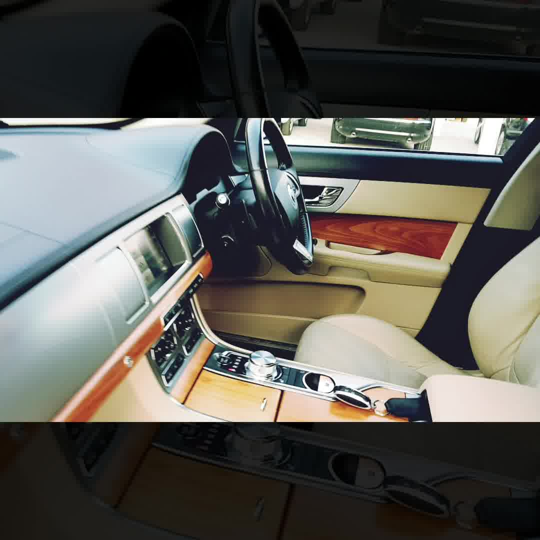 Jaguar XF SE, 2012