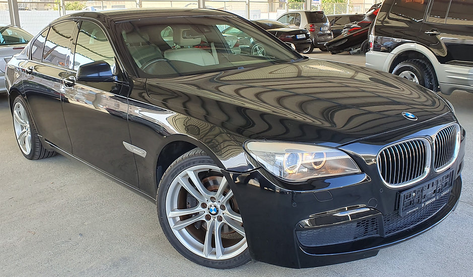 BMW 730d M Sport Package, 2011