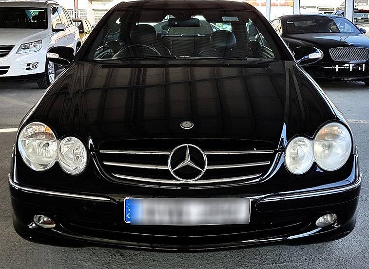 Mercedes CLK 200, 2006
