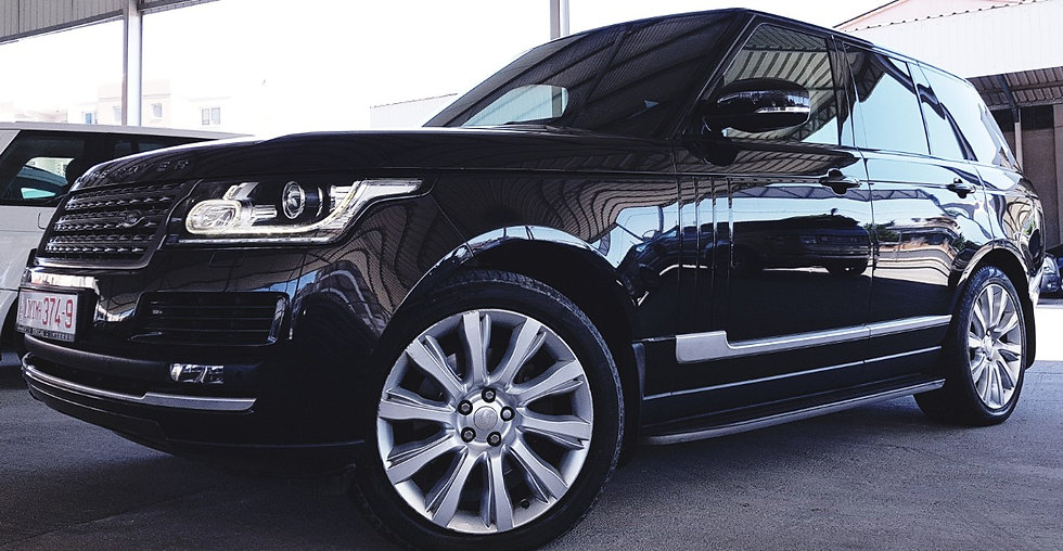 Range Rover Vogue, 2014