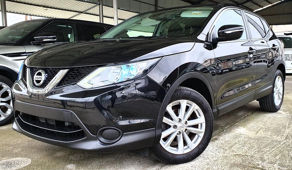 Nissan Qashqai dCi Acenta+, 2014
