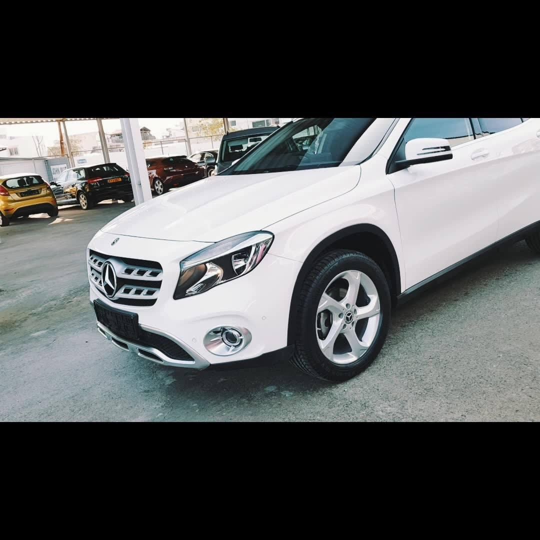 Brand New 2018 Mercedes GLA 200d Sport
