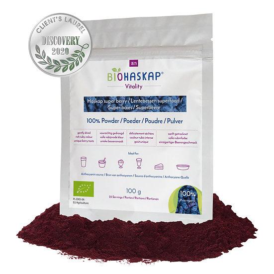 Biohaskap powder 100g (Free Shipping to UK)