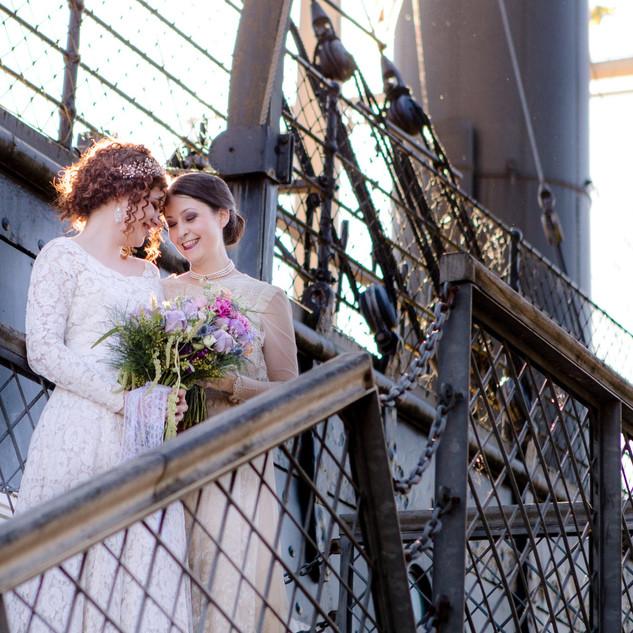 SS Great Britain Wedding Promo