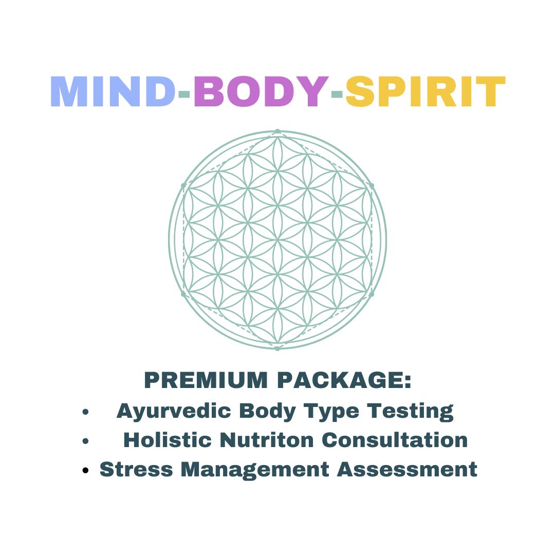 Mind Body Spirit Package