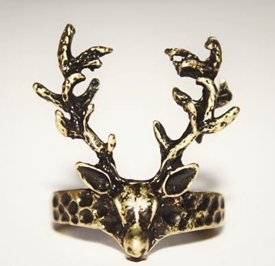Oh Deer Ring
