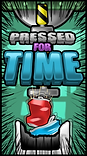 Pressed For Time Logo