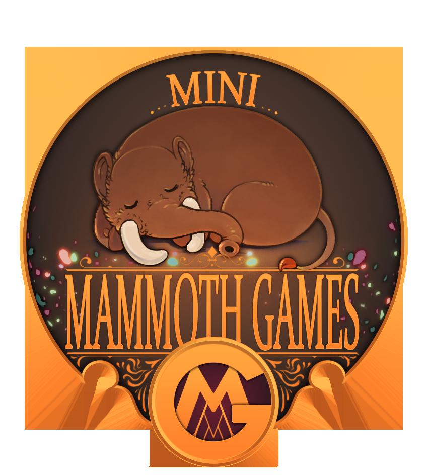 Mini Mammoth Games Logo