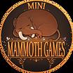 Small Mini Mammoth Games Logo