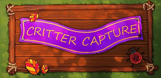 Critter Capture Logo