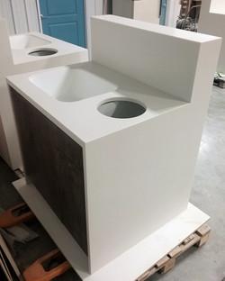 Medical Sink Countertop