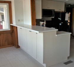Solid Surface Bar