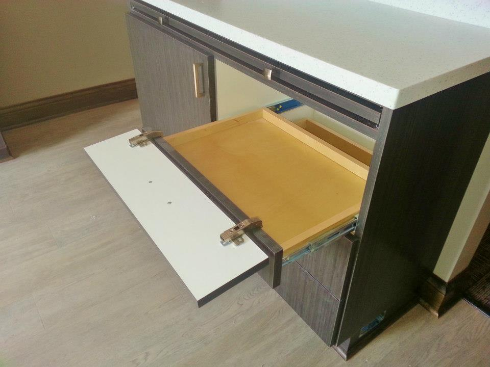 Custom Dental Surgery Cabinet