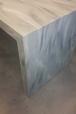 Solid Surface Leg