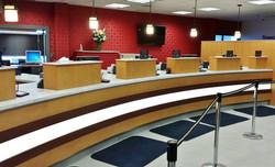 Bank Teller Countertops