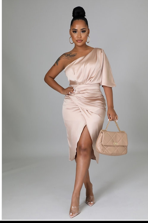 "The ""Little Ms. Classy"" dress"