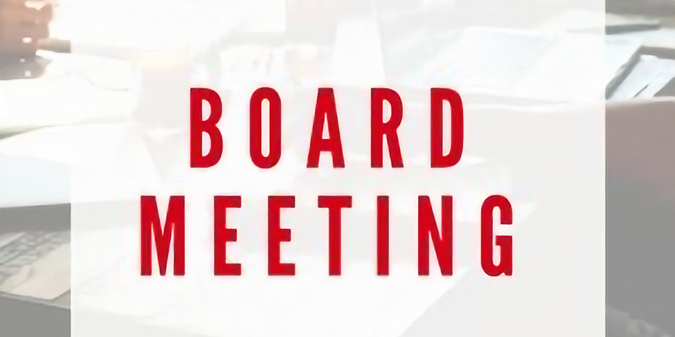 Online Monthly Church Board Meeting