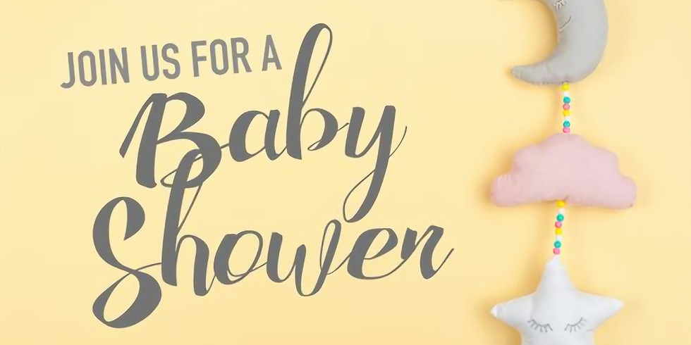 McKillip Baby Shower!