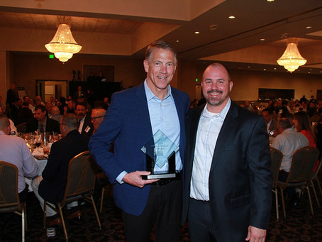 Hasse Construction Earns 2019 Industrial Contractor of the Year Award