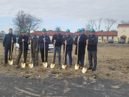 12/18/2019:  Munster, IN:  North Point Orthopedics broke ground on a new $10 million medical office