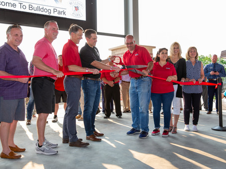 05/31/19: Crown Point, IN: Bulldog Park grand opening kicked off festival-filled summer