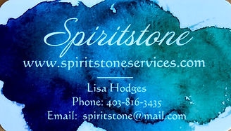 Spiritstone Energy Healing Services and Products