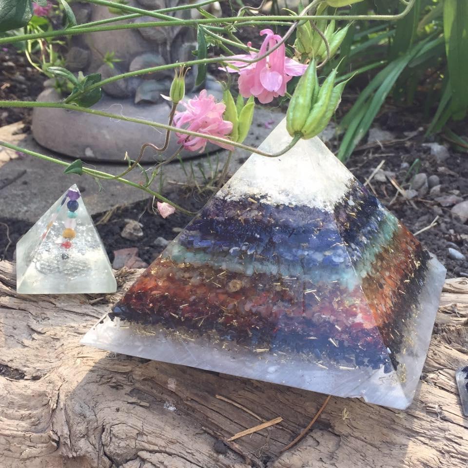 chakra pyramid