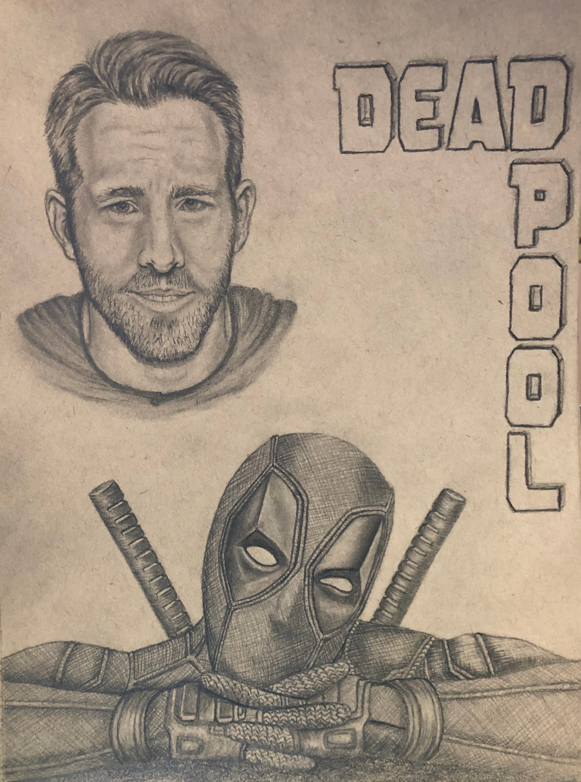 Deadpool / Ryan Reynolds
