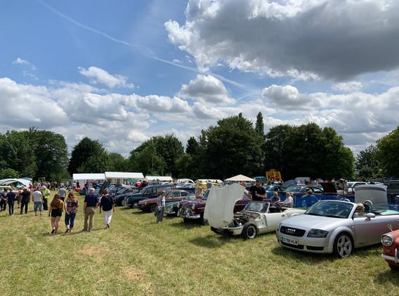 Classic car show 2019