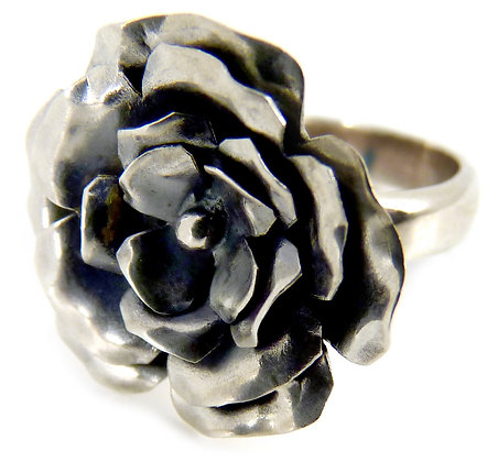 CALLY ROSE S RING - silver