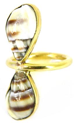 MARYSSA SHELL RING